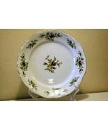 Johann Haviland Traditions Moss Rose Dinner Plate - $6.23