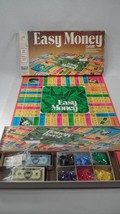 1974 Milton Bradley Easy Money Board Game Clean Family Fun Game Night - $11.53