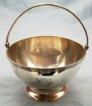 Tiffany Sterling Silver Sweetmeat Bowl w/ Handle for Candies or Nuts #6896 - $300.00