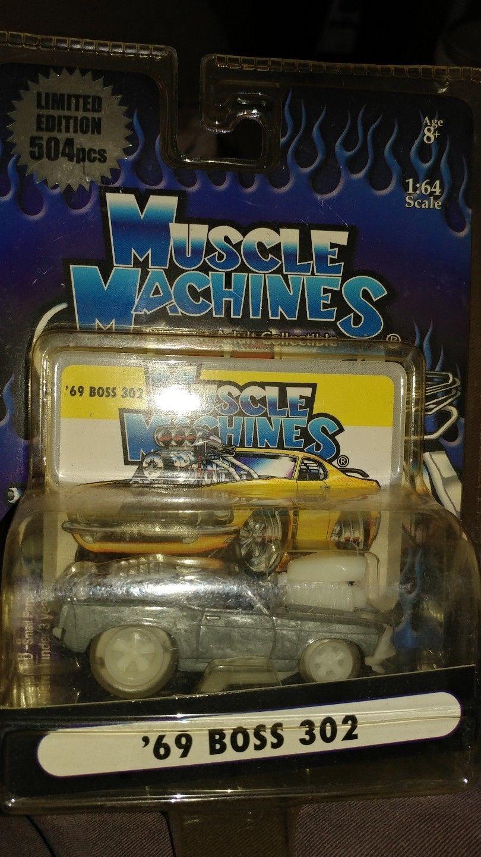 Muscle Machines Car: 45 listings