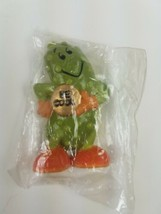 Vintage Hallmark Food Magnet Dill Pickle Cucumber Be Cool Green - $9.65
