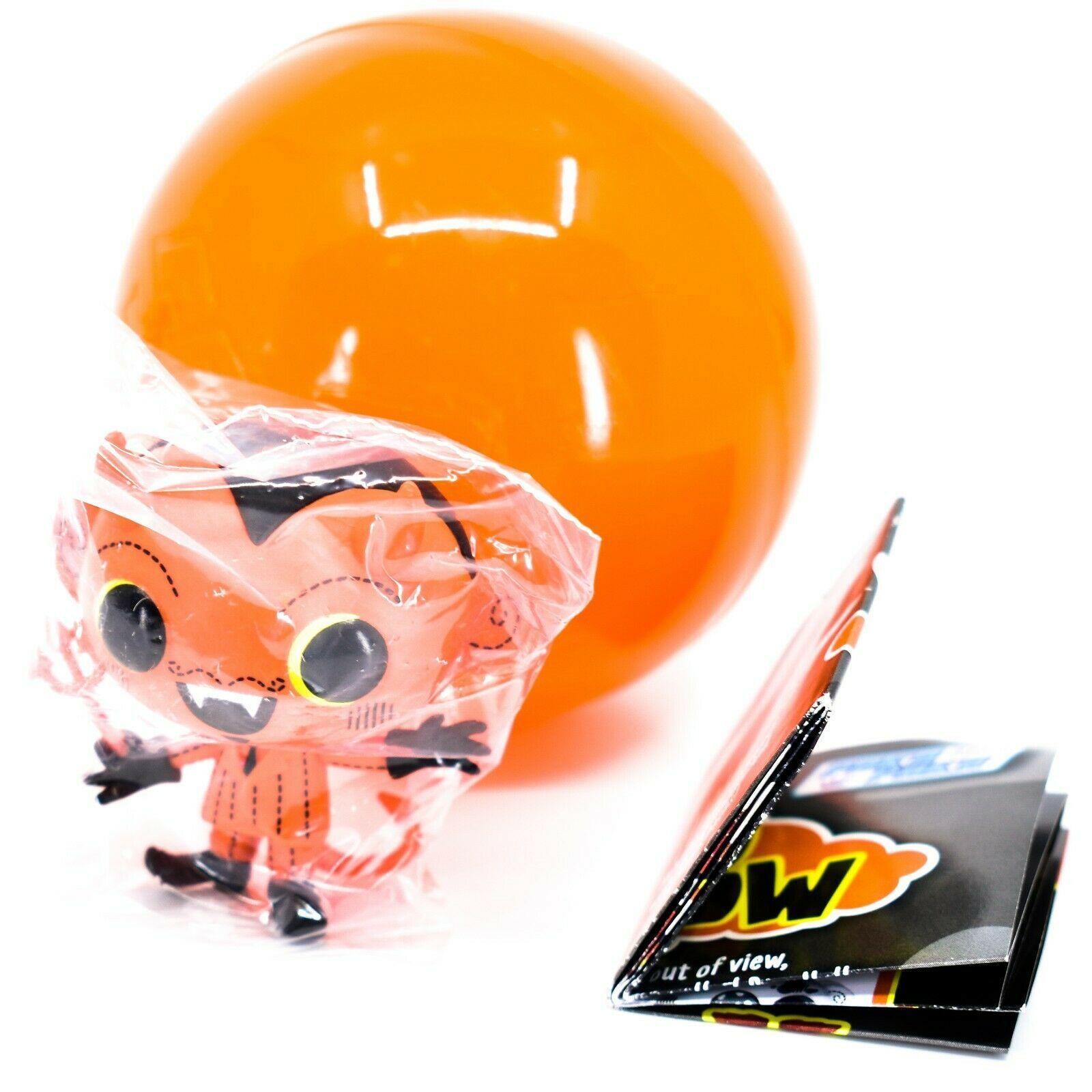 Funko Paka Paka Boo Hollow Series 1 Scratch Devil 1/12 Common Mini Figure