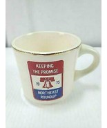 BSA Keeping The Promise Northeast Roundup 1975 Boy Scout Mug Coffee Cup - $12.19