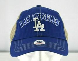 MLB   Los Angeles Dodgers Mens Blue Baseball Hat Snapback - $30.15