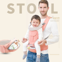 Infant Baby Carrier Backpack - Ergonomic Hipseat - $55.25
