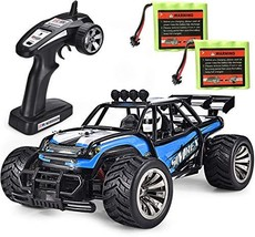 SIMREX A130 Rc Cars High Speed 20Mph Scale RTR Remote Control Brushed Mo... - $883,52 MXN