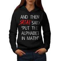 Alphabet In Math Sweatshirt Hoody Funny Women Hoodie - $21.99+