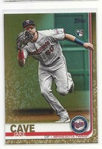 JAKE CAVE  TWINS  RC  2019 TOPPS #576 - GOLD #d/2019 - $3.99