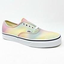 Vans Authentic (Aura Shift) Multicolor True White Womens Casual Sneakers - £40.96 GBP