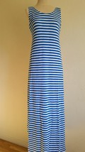 New Jack Maxi dress, Size S, Striped blue - $59.39