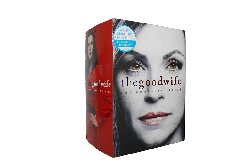 The Good Wife Complete Seasons 1-7 1,2,3,4,5,6,7 DVD Set 42 Disc Free Shipping