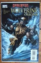 Wolverine-Origins #33(Apr 2009,Marvel Comics)-Dark Reign-Weapon XI Begin... - $12.00