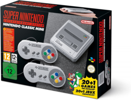 Nintendo Classic Mini Super Nintendo Entertainment System Europe Region ... - $135.62