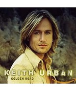 Golden Road by Keith Urban Cd - $10.50