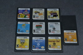 Nintendo DS: 10 Game Lot c - $20.00