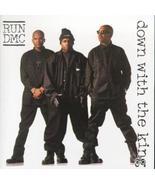 Run Dmc : Down with the King CD - $5.00