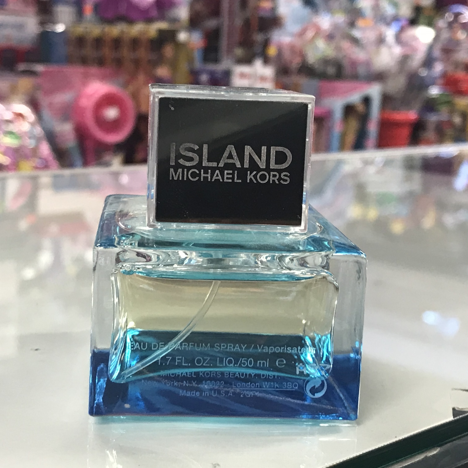Island Capri BY Michael Kors for Women 1.7 fl.oz / 50 ml eau de Parfum Spray