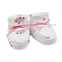 Soft Sole Double Layer Cotton Crib Shoes Baby Shoes Infant Shoes Cute New Born