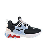 Nike React Presto Women's Shoes Off Noir-Light Soft Pink CD9015-002 - $104.40