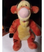Tigger Disney Plush Rare Type Needs A Home Authentic stamped - $14.03