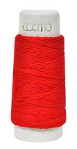 Cosmo Hidamari Sashiko Solid Thread 30 Meters Watermellon - $5.95