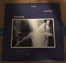 Ira Stein / Russell Walder Elements Vinyl Record Album WHS C-1020 NM 1982 - $9.09