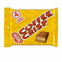 60 Coffee Crisp Chocolate Bars 50 g 15 Packages Ship from Canada Always ... - $84.50