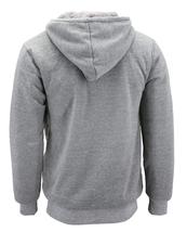 Men's Texas Embroidered Sherpa Lined Warm Zip Up Fleece Hoodie Sweater Jacket image 9