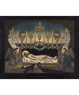 Wall Decor Poster.Room interior art design.Christian Faith.Christ grave.... - $10.89+