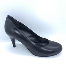 Nine West Pumps Heels Women Size 7M Close Toe Black - $30.00