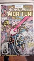 Strikeforce Morituri # 6 Marvel comics - $1.00