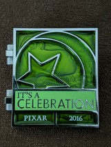 Disney Pin Trading Pixar Party Countdown It's A Celebration Good Dinosau... - $9.89