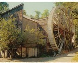 Postcard - The Old Bale Mill, Napa Valley, California