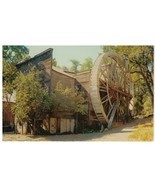 Postcard - The Old Bale Mill, Napa Valley, California - $10.84