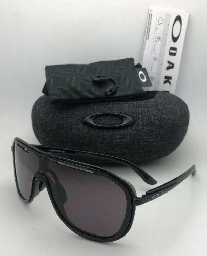 New OAKLEY Sunglasses OUTPACE OO4133-01 Black Ink-Black Frame w/ Warm Grey Lens image 12