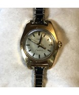 Vintage Timex Electric Women's 10K Rolled Gold Plated for Parts or Repair - $10.20