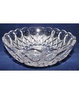 Crystal Etched Bowl - $28.49