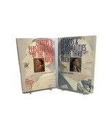 LEADERS & PERSONALITIES OF THE THIRD REICH, Charles Hamilton, 2 volumes,... - $98.01