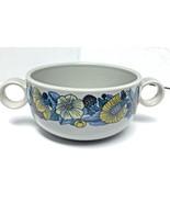 Rosenthal Studio Linie Terra Prato Blau Grau Soup Bowl Blue Yellow Gray ... - £29.09 GBP
