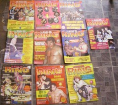 Lucha Libre Wrestling AAA CMLL La Parka Perro Aguayo Abismo Negro Latin ... - $36.99