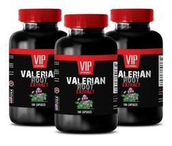 Mood enhancer - VALERIAN ROOT EXTRACT -  valerian sleep aid - 3B - $32.68