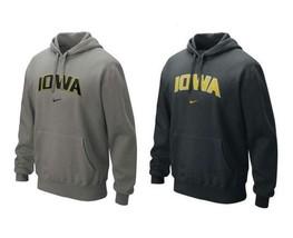 Mens Nike University of Iowa Hawkeyes Classic Arch Pullover Hoodie Sweatshirt - $39.99