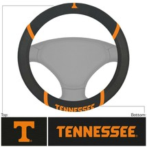 Fanmats NCAA Tennessee Volunteers Embroidered Steering Wheel Cover Del. 2-4 Day - $18.31