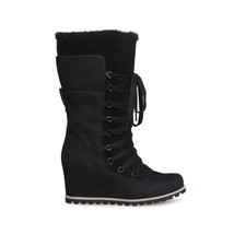afbbcbfc256 UGG Australia ARIAH Fawn Ankle Strap Wedge and 50 similar items