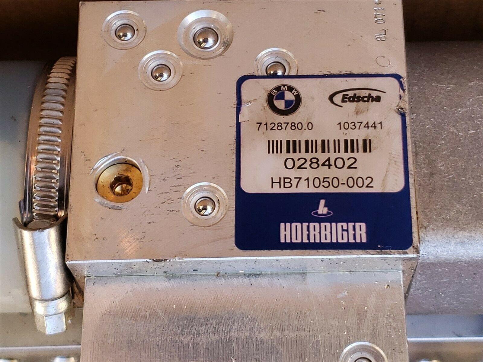 07-13 BMW E93 328i 335i M3 Convertible Hydraulic Roof Top Pump Motor 7128780.0