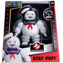 Jada 97677 Ghostbusters Metals Die Cast 6 Inch Stay Puft Marshmallow Man - $59.90