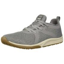 Ryka Knit Slip-on Sneakers Walking Shoes - Fizz 2 Frost Grey 6 W - $49.49