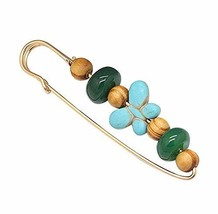 Chinese Style Women Brooches Pins Coat Shawl Scarf Sweater Safety Clips ... - $14.95
