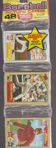 1987 Topps Baseball Rack Pack  Mike Schmidt All Star on Front with Ryne Sandberg - $3.00