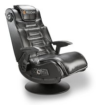 X Rocker 51396 Pro Series Pedestal 2.1 Video Gaming Chair, Wireless - $200.00